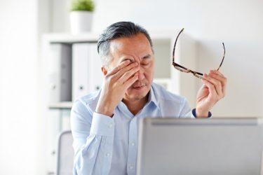 目の病気「加齢黄斑変性」に目薬は効く?眼科治療と目の健康を守る生活とは